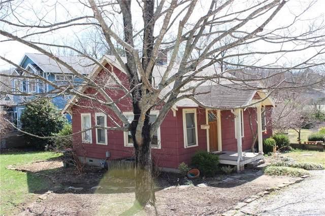 720 Olive Avenue, Fayetteville, AR 72701 (MLS #1142565) :: McNaughton Real Estate