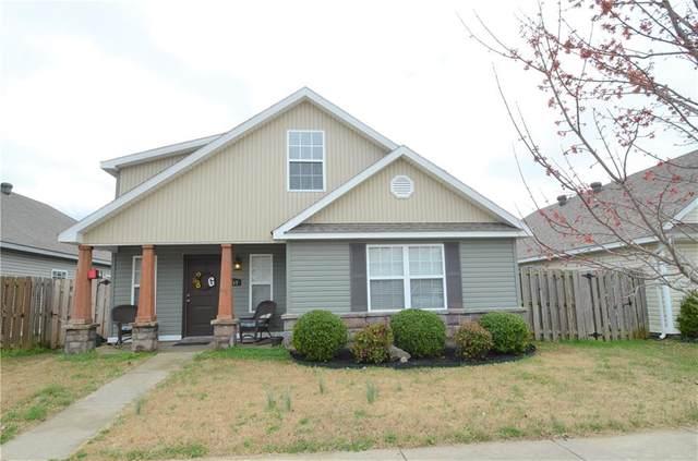 4469 W Pecan  St, Fayetteville, AR 72704 (MLS #1142623) :: McNaughton Real Estate