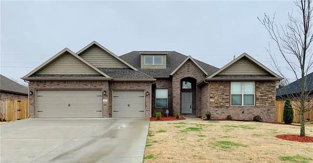 1058 Sawgrass  Rd, Cave Springs, AR 72718 (MLS #1142664) :: McNaughton Real Estate