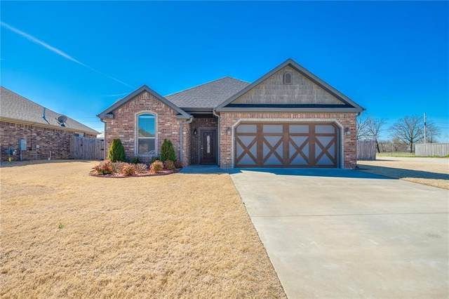 1361 Shook  Dr, Cave Springs, AR 72718 (MLS #1142673) :: McNaughton Real Estate