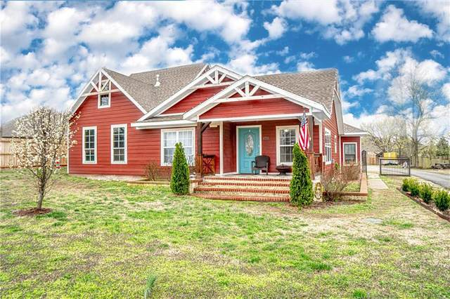 1011 Shores  Ave, Cave Springs, AR 72718 (MLS #1142725) :: McNaughton Real Estate