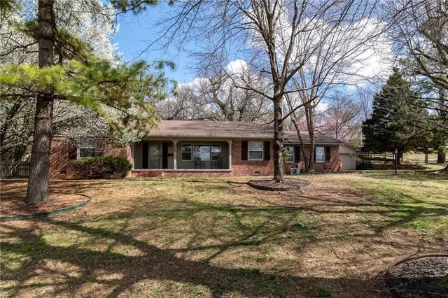 220 N Olive  Ave, Fayetteville, AR 72701 (MLS #1142748) :: Five Doors Network Northwest Arkansas