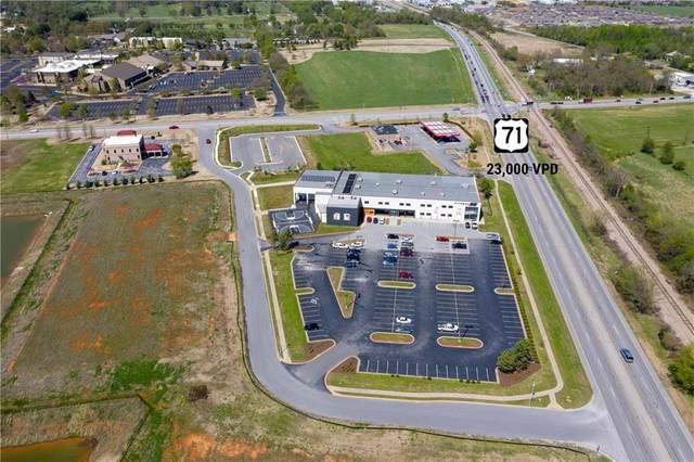 1607 Empire  St, Lowell, AR 72745 (MLS #1142814) :: McNaughton Real Estate