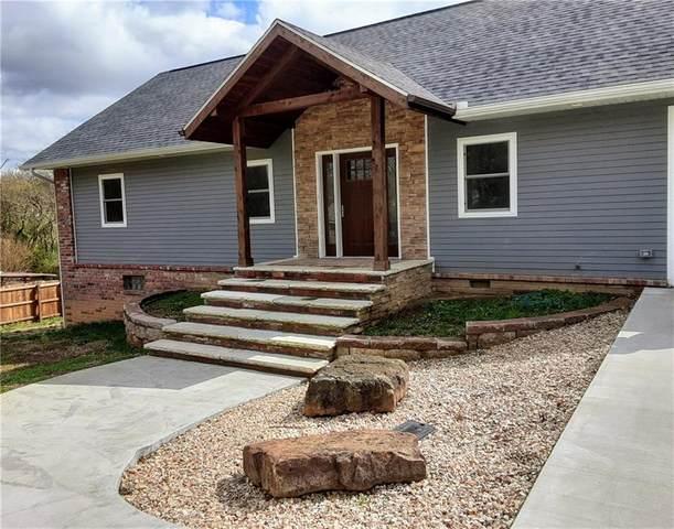 205 Bunch Springs  Rd, Berryville, AR 72616 (MLS #1142816) :: Five Doors Network Northwest Arkansas