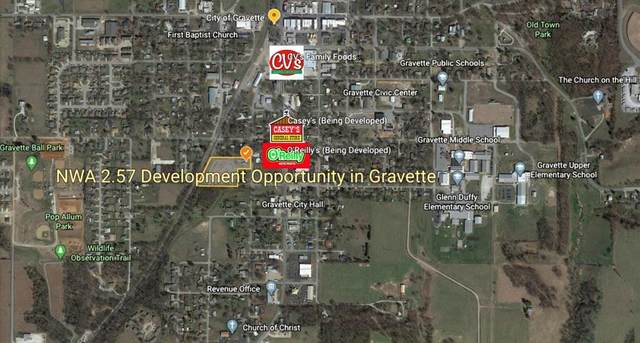 509 SW 2nd Avenue, Gravette, AR 72736 (MLS #1142942) :: Five Doors Network Northwest Arkansas