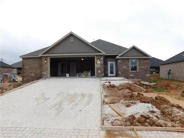 711 Captain Hopkins  St, Prairie Grove, AR 72753 (MLS #1142962) :: McNaughton Real Estate