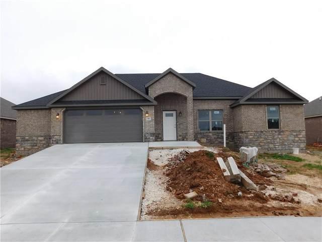 741 Captain Hopkins  St, Prairie Grove, AR 72753 (MLS #1142970) :: McNaughton Real Estate
