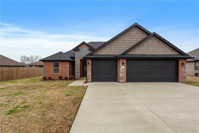 804 Sedgwick  Dr, Prairie Grove, AR 72753 (MLS #1142979) :: McNaughton Real Estate