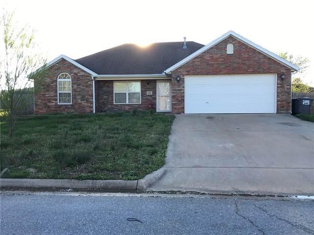 1347 Middlefork  Rd, Elkins, AR 72727 (MLS #1143058) :: McNaughton Real Estate