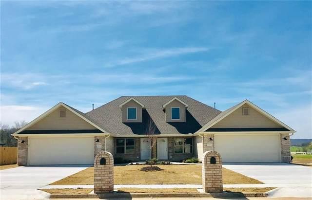208 Industrial Park  Rd Unit #1&2 1&2, Prairie Grove, AR 72753 (MLS #1143060) :: McNaughton Real Estate