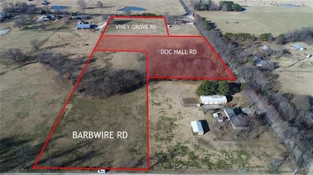 Doc Hall, Prairie Grove, AR 72753 (MLS #1143068) :: McNaughton Real Estate