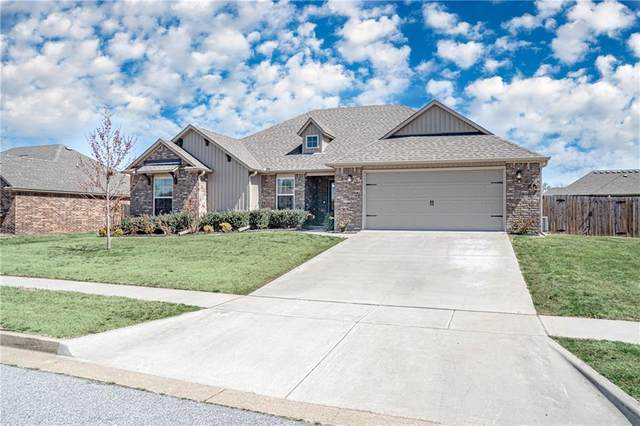 12542 Bethel Oaks  Dr, Farmington, AR 72730 (MLS #1143152) :: McNaughton Real Estate