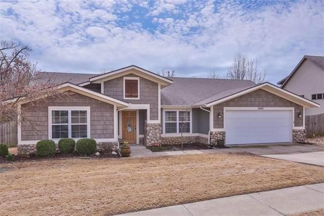 1003 Ravine  St, Cave Springs, AR 72718 (MLS #1143216) :: McNaughton Real Estate