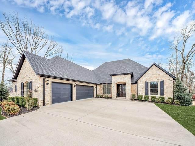 1470 Le Chesnay  Dr, Centerton, AR 72719 (MLS #1143226) :: McNaughton Real Estate