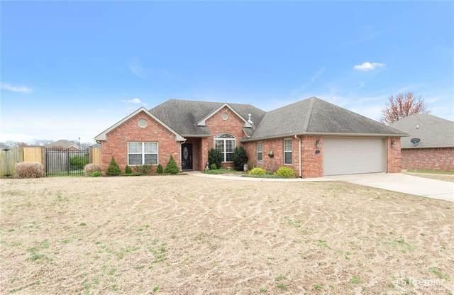 807 Herron  St, Prairie Grove, AR 72753 (MLS #1143229) :: McNaughton Real Estate