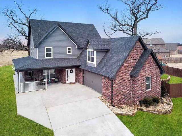 1605 Shook  Dr, Cave Springs, AR 72718 (MLS #1143237) :: McNaughton Real Estate