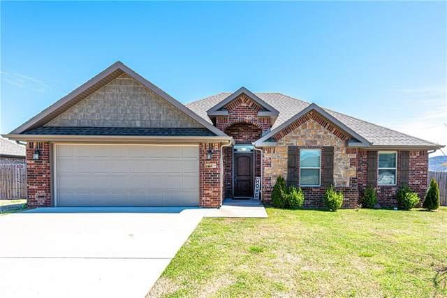 710 Captain Reid  Ln, Prairie Grove, AR 72753 (MLS #1143239) :: McNaughton Real Estate