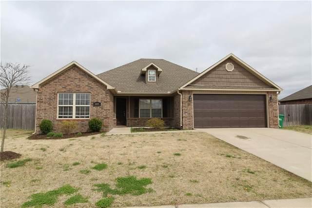 600 Lasso  Ln, Centerton, AR 72719 (MLS #1143260) :: McNaughton Real Estate