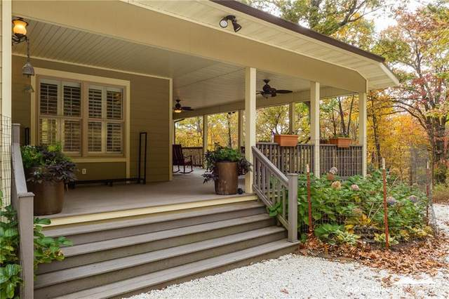 17199 Misty Woods Road, West Fork, AR 72774 (MLS #1143327) :: McNaughton Real Estate