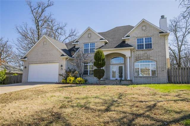 3506 N Dustin Way, Fayetteville, AR 72703 (MLS #1143362) :: Annette Gore Team | RE/MAX Real Estate Results
