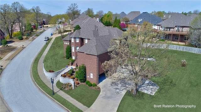 1301 Ne Bluff Springs  Ave, Bentonville, AR 72712 (MLS #1143376) :: McNaughton Real Estate