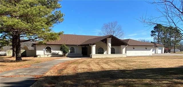 11072 Highway 16, Elkins, AR 72727 (MLS #1143393) :: McNaughton Real Estate