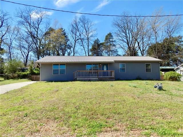 609 Missouri  Pl, Huntsville, AR 72740 (MLS #1143399) :: McNaughton Real Estate