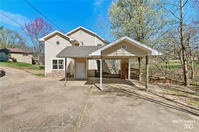 1106 Crimson  Dr, Bentonville, AR 72712 (MLS #1143426) :: McNaughton Real Estate