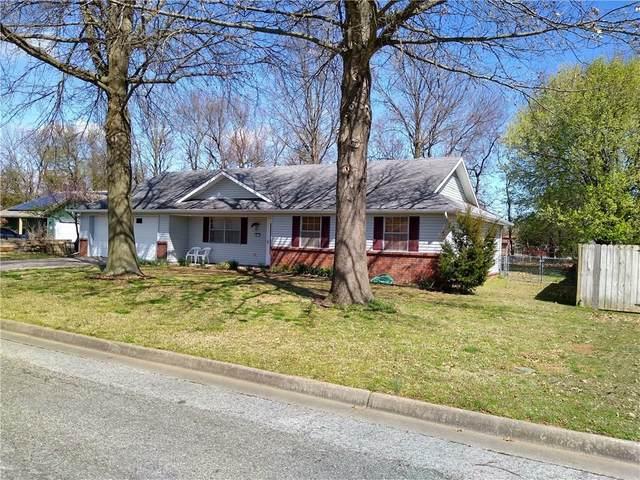 817 N 12th  Ter, Rogers, AR 72756 (MLS #1143428) :: McNaughton Real Estate