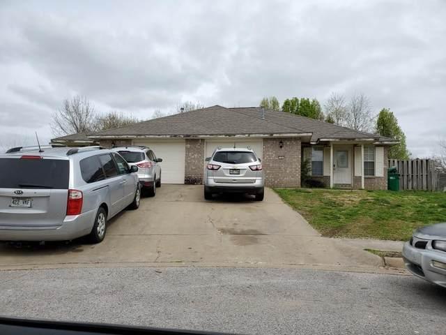 3194 Braxton  Ave, Springdale, AR 72764 (MLS #1143434) :: McNaughton Real Estate