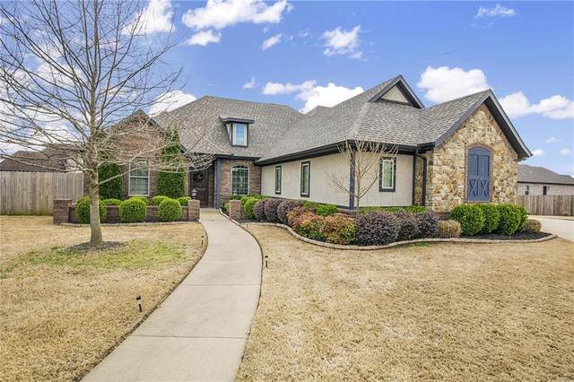 2803 Sw Aster  Wy, Bentonville, AR 72713 (MLS #1143439) :: McNaughton Real Estate