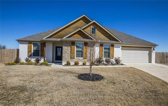 398 Correnti  Ct, Springdale, AR 72762 (MLS #1143440) :: McNaughton Real Estate