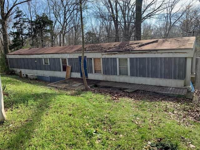 13843 Ridge Road, Garfield, AR 72732 (MLS #1143442) :: McNaughton Real Estate