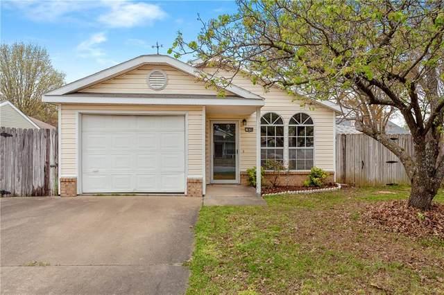 438 E Mimosa  Ln, Fayetteville, AR 72703 (MLS #1143444) :: McNaughton Real Estate