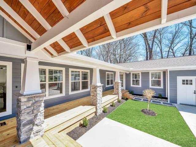802 Nw 20th  St, Bentonville, AR 72712 (MLS #1143457) :: McNaughton Real Estate