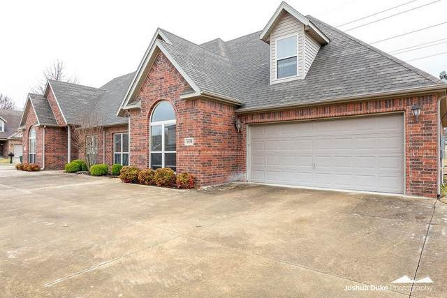 4180 N Meadow View  Dr, Fayetteville, AR 72703 (MLS #1143473) :: McNaughton Real Estate