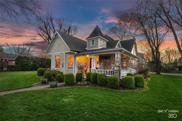 108 Sw E  St, Bentonville, AR 72712 (MLS #1143484) :: McNaughton Real Estate