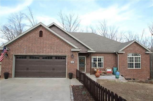 3 Headley  Cir, Bella Vista, AR 72714 (MLS #1143501) :: McNaughton Real Estate