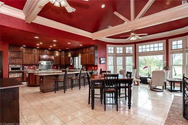4134 Tahoe Circle  Dr, Springdale, AR 72762 (MLS #1143503) :: McNaughton Real Estate