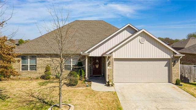 358 N Drewrys Bluff  Dr, Fayetteville, AR 72704 (MLS #1143512) :: McNaughton Real Estate
