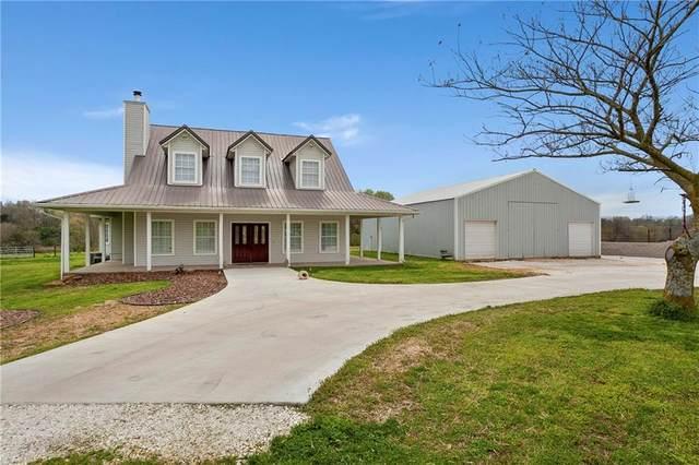 14033 Goose Creek  Rd, Fayetteville, AR 72704 (MLS #1143517) :: McNaughton Real Estate