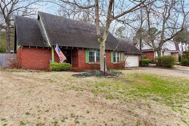 1027 Bonnie  Ln, Fayetteville, AR 72703 (MLS #1143523) :: McNaughton Real Estate
