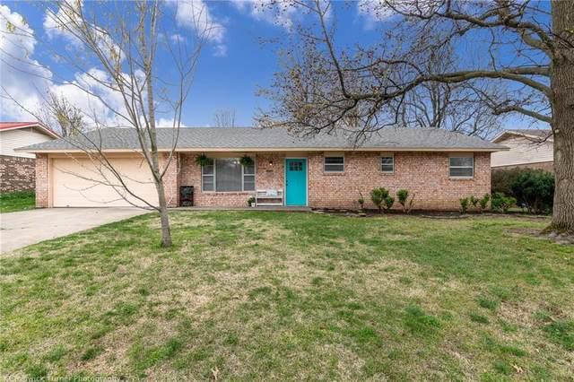 1801 Joye  St, Springdale, AR 72762 (MLS #1143524) :: McNaughton Real Estate