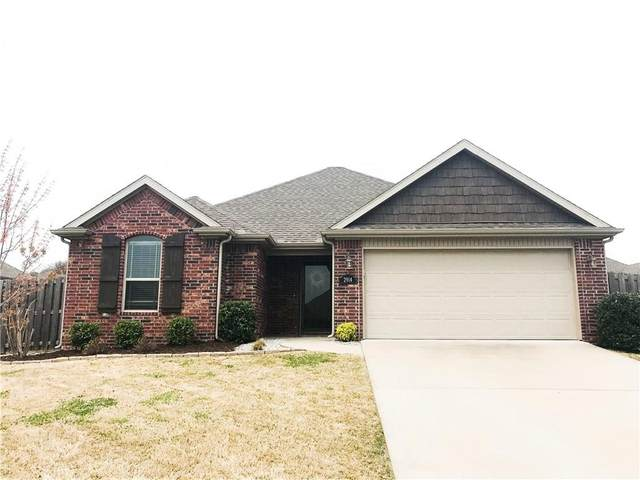 2914 Marble  Dr, Fayetteville, AR 72704 (MLS #1143525) :: McNaughton Real Estate