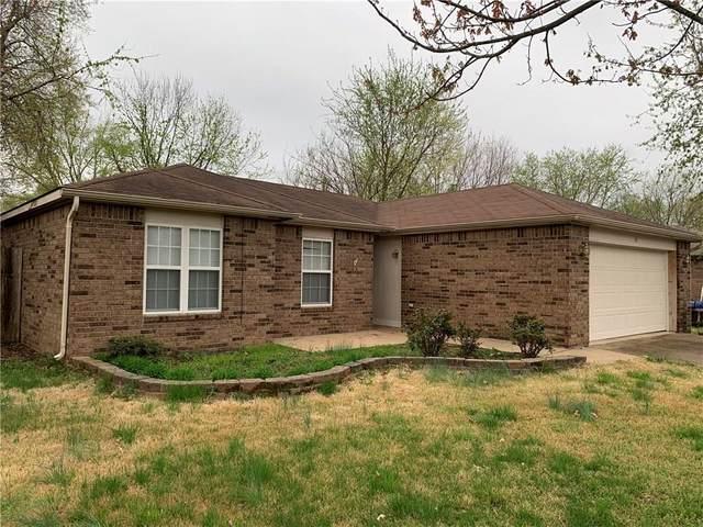 36 Burnett  Cir, Bentonville, AR 72712 (MLS #1143532) :: McNaughton Real Estate