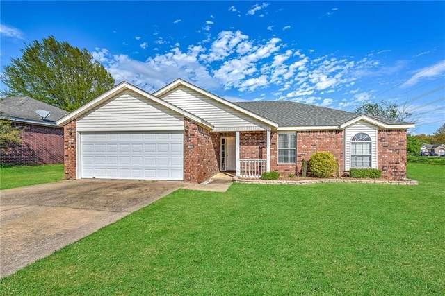 1268 S Camellia  Ln, Fayetteville, AR 72704 (MLS #1143586) :: Five Doors Network Northwest Arkansas