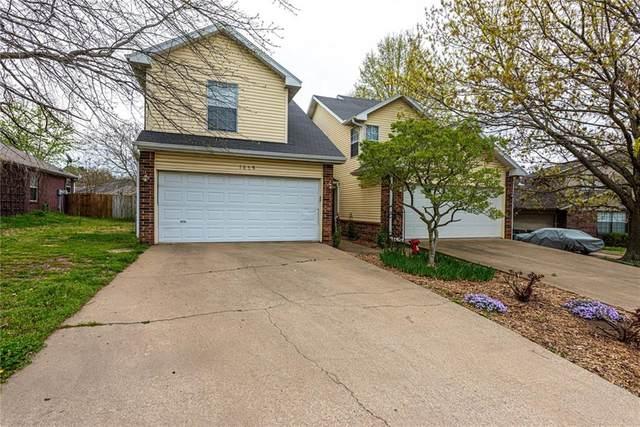 1658 N Saddlehorn  Ave, Fayetteville, AR 72703 (MLS #1143622) :: Five Doors Network Northwest Arkansas