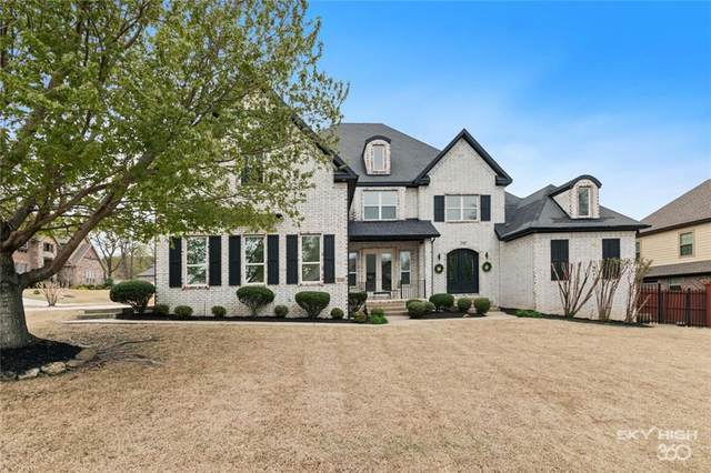 3160 N Bellagio  Dr, Fayetteville, AR 72703 (MLS #1143713) :: Annette Gore Team   RE/MAX Real Estate Results