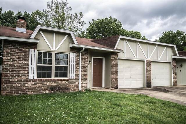 813-815 S 28th  St, Rogers, AR 72758 (MLS #1143716) :: McNaughton Real Estate