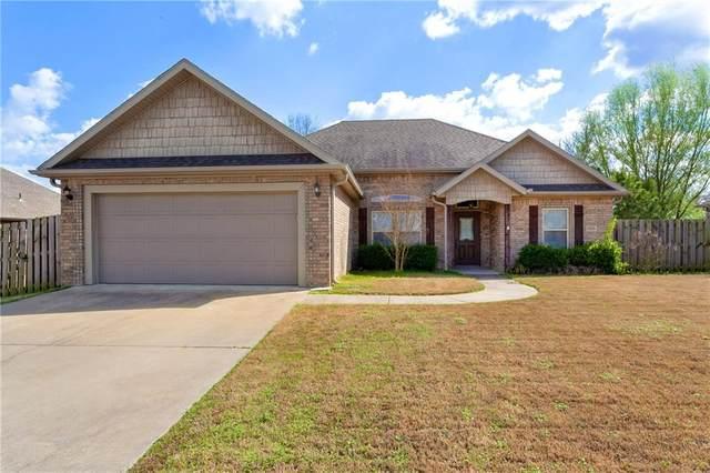 3229 W Ika  Ln, Fayetteville, AR 72704 (MLS #1143791) :: Five Doors Network Northwest Arkansas